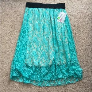 Lularoe Lola Skirt Small